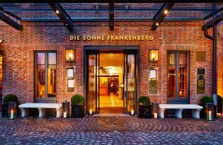 4* Hotel Die Sonne Frankenberg