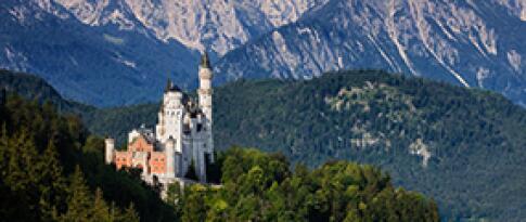 Schloss Neuschwanstein Eintrittskarte
