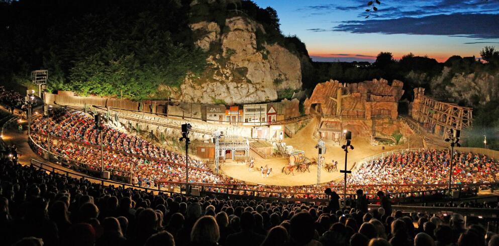 Karl May Festspiele Bad Segeberg 43017