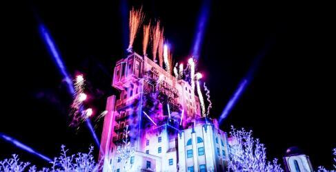 hollywood tower hotel electroland