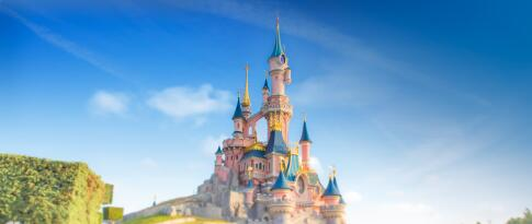 Perfekte Lage innerhalb Disneyland® Paris