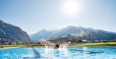 Tauern Spa Therme Salzburger Land