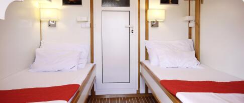 Comfort Plus Doppelkabine