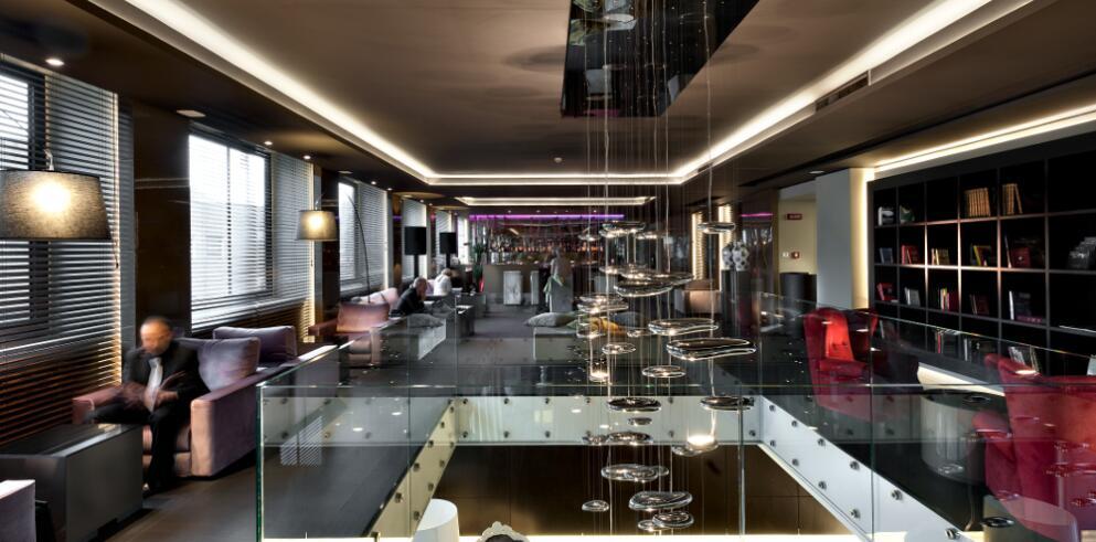Hotel Ambasciatori 433