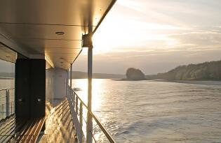 3 Tage auf der Donau durch bezaubernde Täler und malerische Landschaften