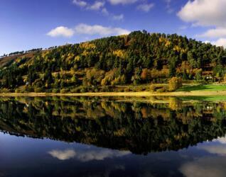 Irland Rundreise - Glendalough