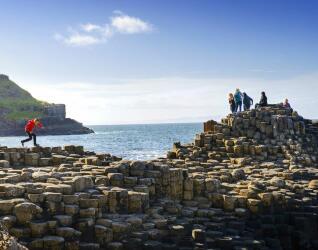 Irland Rundreise - Giants Causeway