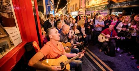 Irland Rundreise - Galway