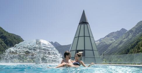 Aqua Dome Therme in Tirol Therme Österreich