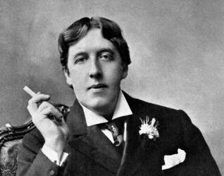Prominente Iren: Oscar Wilde