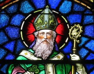 Prominente Iren: St. Patrick
