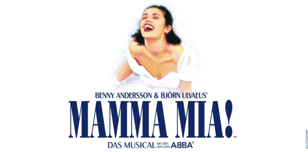 MAMMA MIA! - Das Musical in Berlin 43460