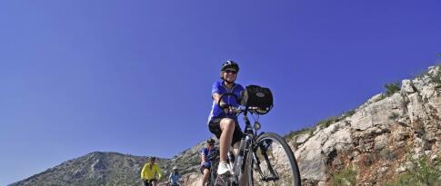 Geführte Radtouren inkl. Trekking-Rad