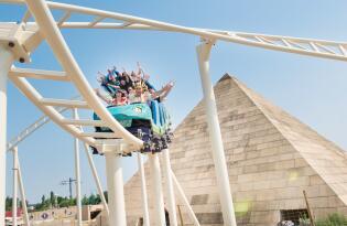 Purer Familienspaß im größten Freizeitpark im Osten Deutschlands