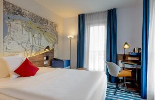 4* Mercure Hotel Hamburg Mitte