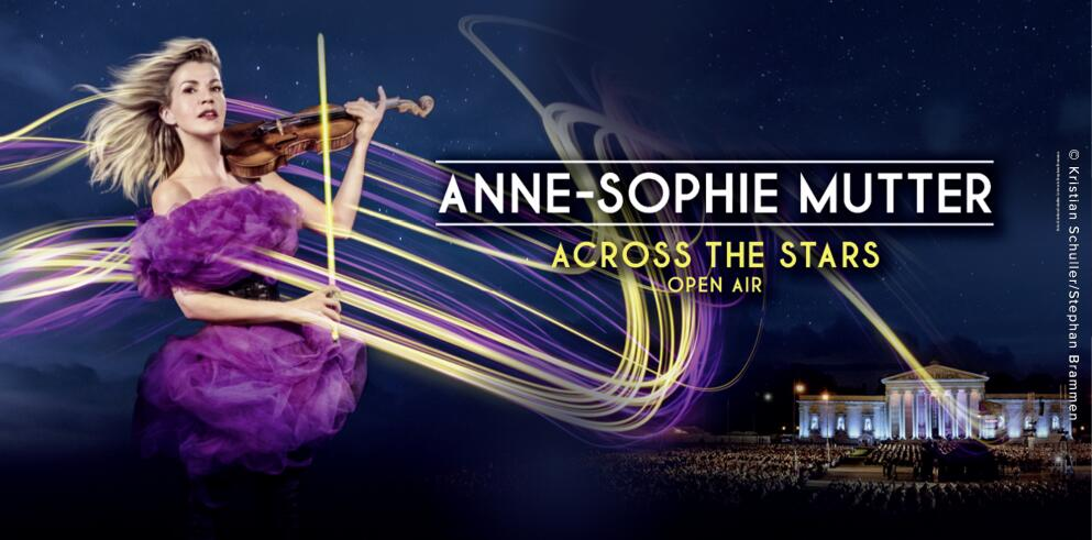 Anne-Sophie Mutter - ››ACROSS THE STARS‹‹ Open Air 43767