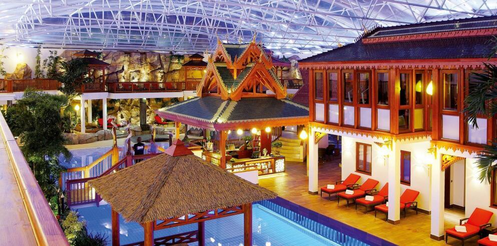 Sieben Welten Therme & Spa Resort 43935