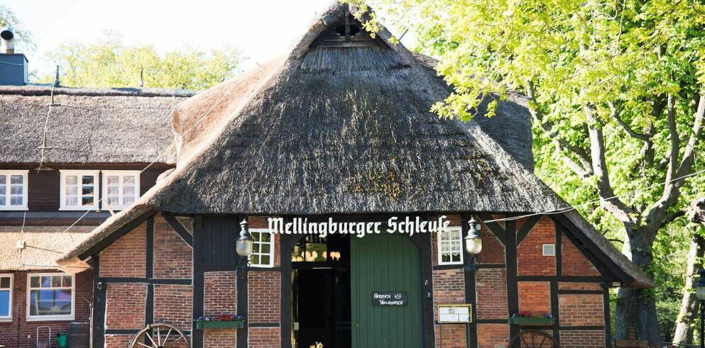 Kleinhuis Hotel Mellingburger Schleuse 44012