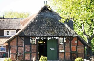 4* Kleinhuis Hotel Mellingburger Schleuse