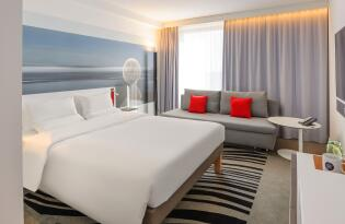 4* Novotel Hamburg City Alster