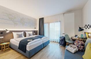 4* JUFA Hotel Hamburg