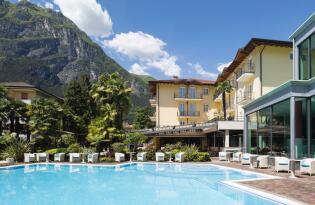 4* Villa Nicolli Romantic Resort