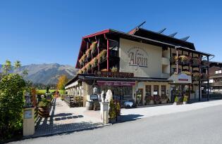 4* Kulinarik Hotel Alpin