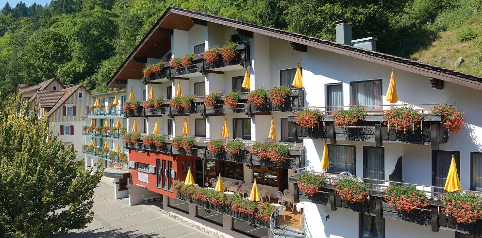Flair Hotel Sonnenhof 44392