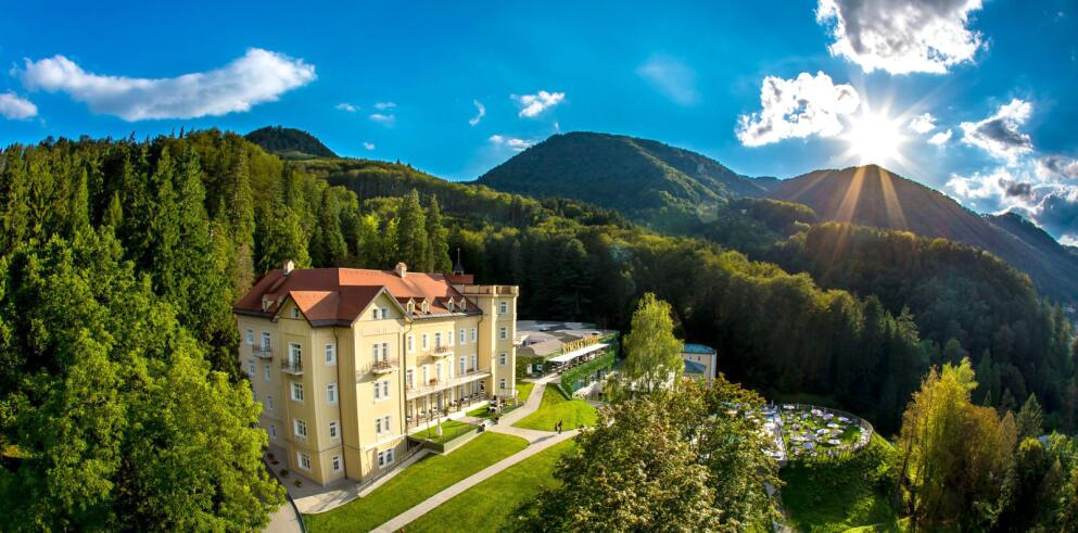 4 hotel rimske terme in slowenien ab 109 1 7 1 for Design hotel slowenien