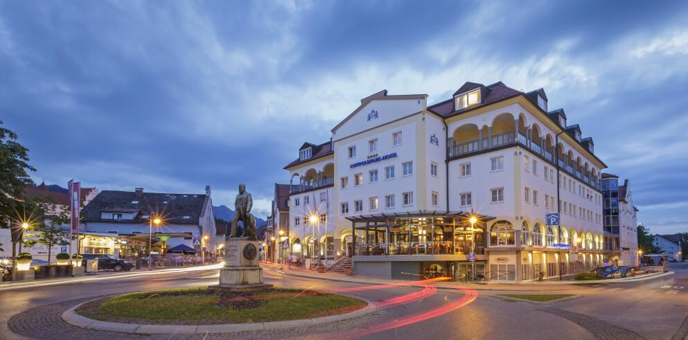 Luitpoldpark-Hotel 44545