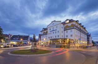 4* Luitpoldpark Hotel Füssen