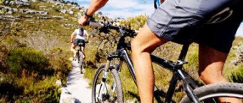 Fahrradverleih für einen halben Tag