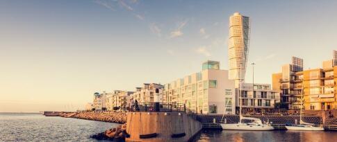 Malmö Städtereise mit 3 Übernachtungen im Scandic Kramer Malmö