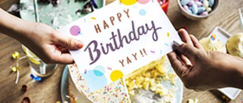 Geburtstagsspecial