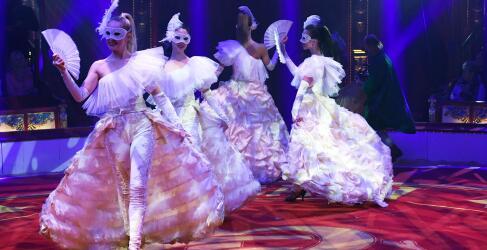 Circus Roncalli Tanz