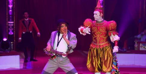 Circus Roncalli Clowns