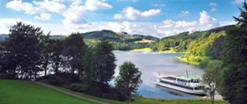 Bootstour Hennesee