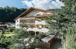 4* Hotel Saldur in Schluderns