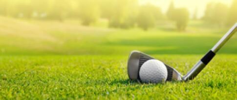 Sonderkonditionen für Golfer