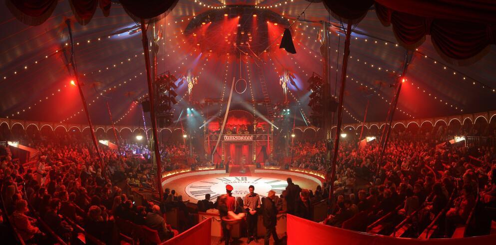 Circus Roncalli in Hamburg 45312