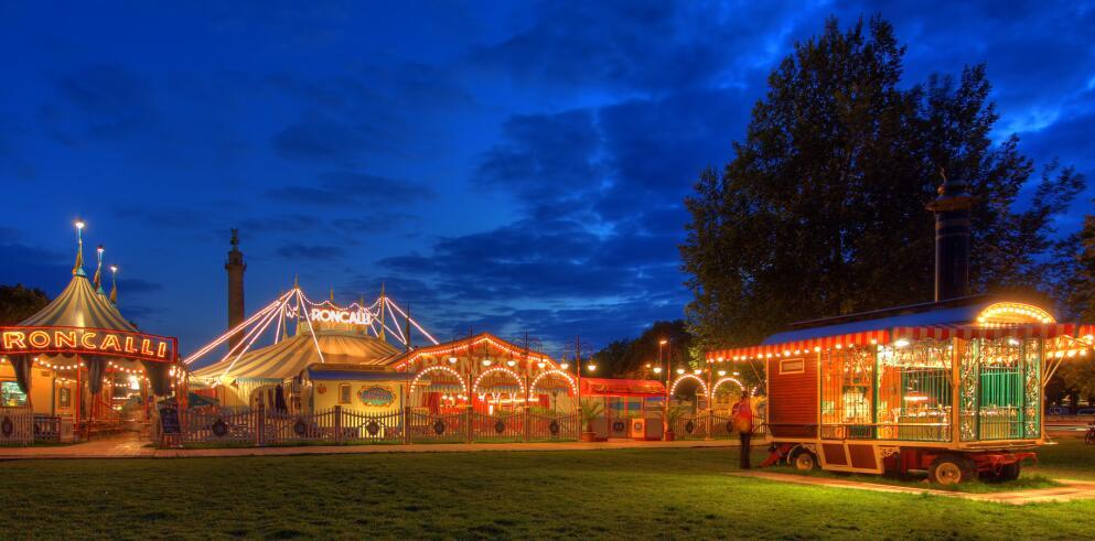Circus Roncalli in Hamburg 45313