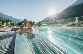 Wohlfühlurlaub in der atemberaubenden Tiroler Bergwelt