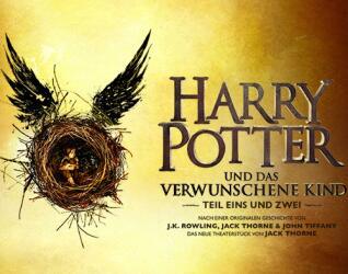 Harry Potter Theater in Hamburg