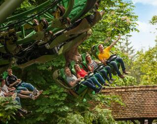 Freizeitparks in Süddeutschland