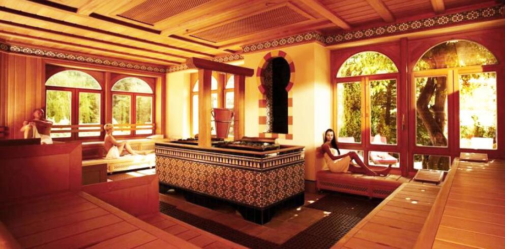 Sieben Welten Therme & Spa Resort 45525