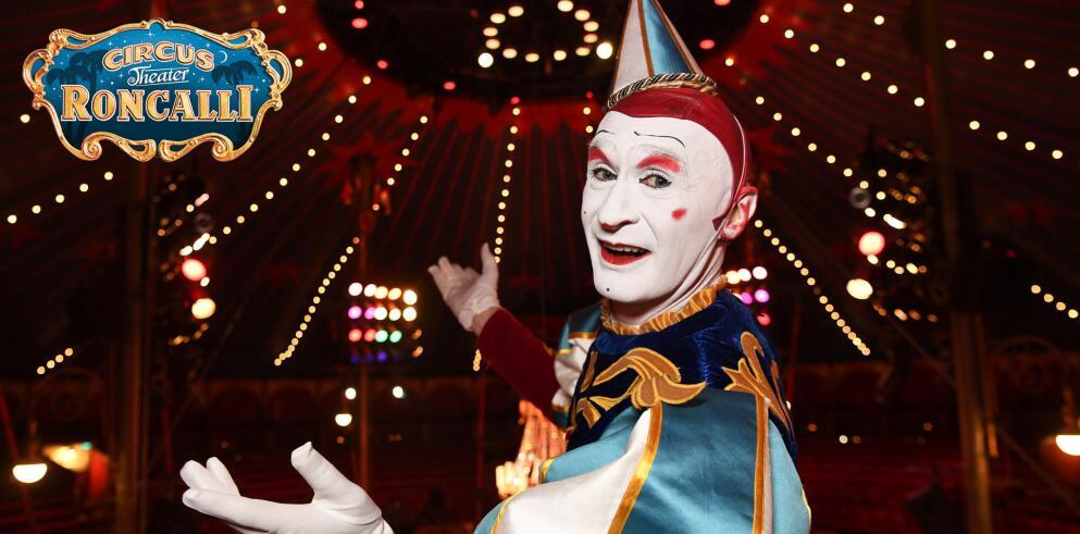 Circus Roncalli in Hamburg 45543