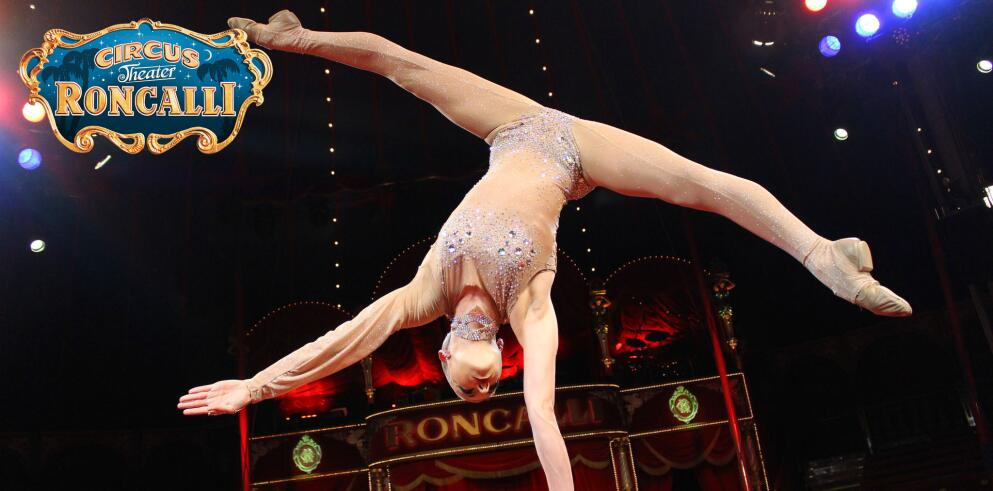Circus Roncalli in Hannover 45545