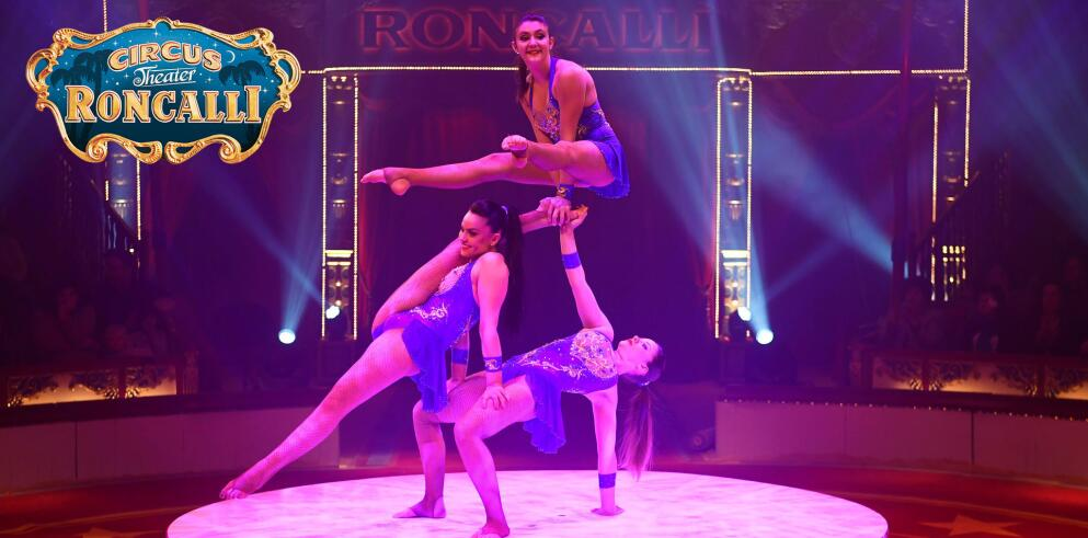 Circus Roncalli in München 45546