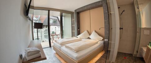 Comfort Doppelzimmer mit Balkon