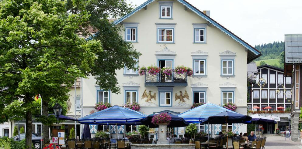 Hotel Oberstaufen - Hotel und Restaurant Adler 4574